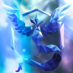 interesting art pokemongo pokemon teammystic