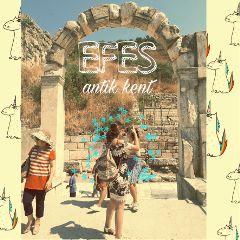 efes antikkent fotography