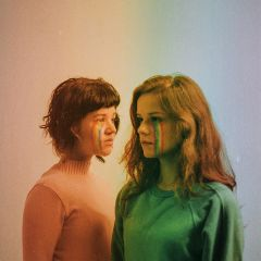 freetoedit girls cry rainbow rainbowlight