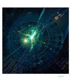 space travel imagination geometry myart