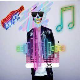 zedd neonsticker freetoedit remixit