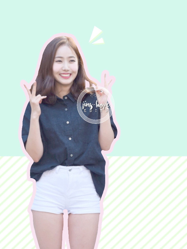 sinb requested by @bangtannugget ♡ ☆ have a question about my edits? check my bio for a list of faq's before you ask! ☆   #sinb #gfriendsinb #gfriend #kpop #pastel #edits