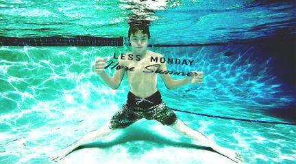 monday pool summer
