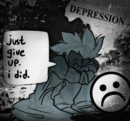 interesting depression rickandmorty help crying
