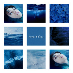 exo exok baekhyun blue powe
