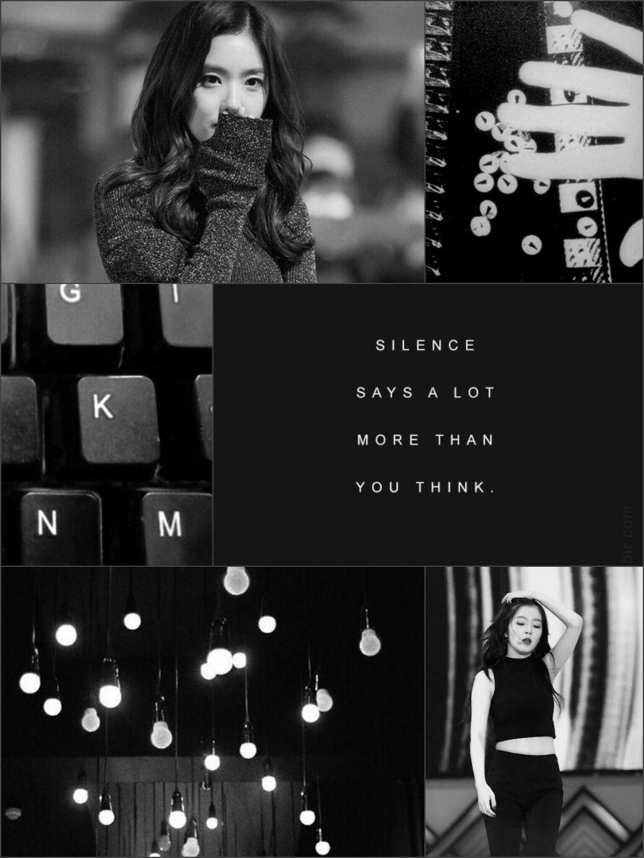 irene redvelvet aesthetic lockscreen - Image by m1