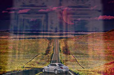 freetoedit remix doortoanotherworld countryside doorsticker