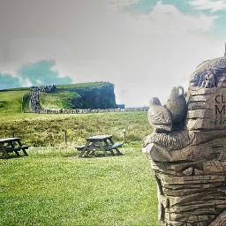 cliffsofmoher ireland dublin traveling holidayweekend