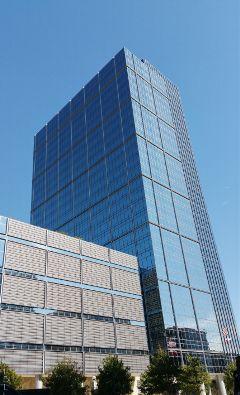 freetoedit thewoodlandstx architecture blue reflections