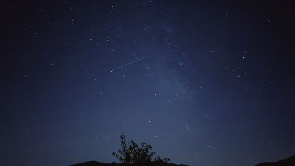 nightphotography stars milkyway