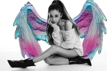 art arianagrande wings gorgeous freetoedit