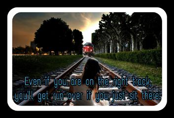 freetoedit trains motivation quote