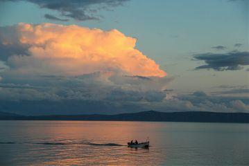 freetoedit remixit sea clouds boat
