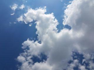 sky clouds blue freetoedit