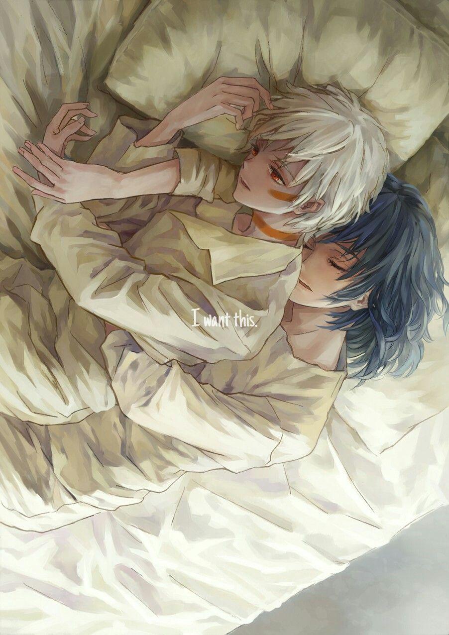 Anime Cuddle
