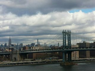 freetoedit photography bridge newyork clouds