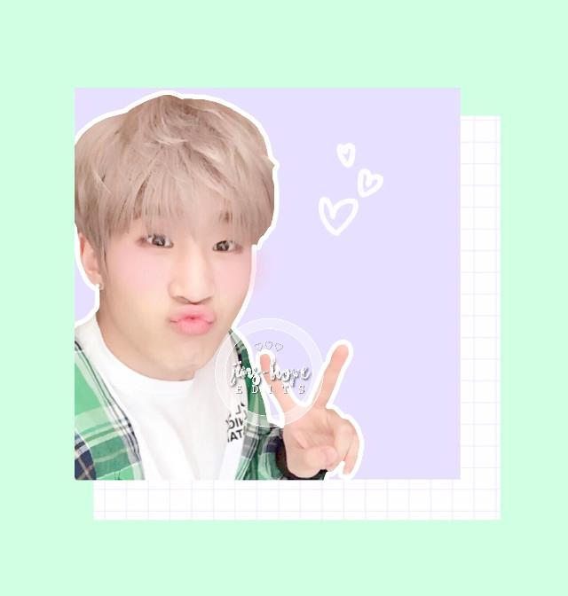 jinjin requested by @king-wonho ♡ requests open  #astro #astrojinjin #parkjinwoo #jinwoo #jinjin #kpop #pastel #edits