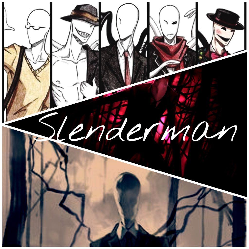 creepypasta slenderman trenderman tenderman splendorman