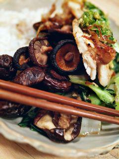 sunbasket sole seafood rice ginger