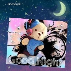 freetoedit goodnight selfmade