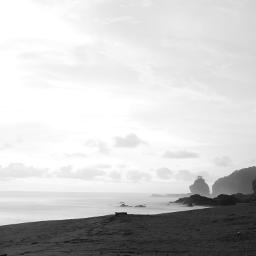travel beach winter nature photography