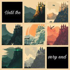 harrypotter potterhead end untiltheveryend hogwarts