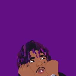 freetoedit purple liluzi easywallpaper