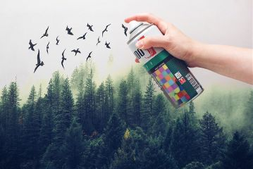 freetoedit madewithpicsart spray sticker dailyremixmechallenge