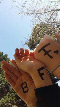 freetoedit bestfriendsforever amigas amistad bff