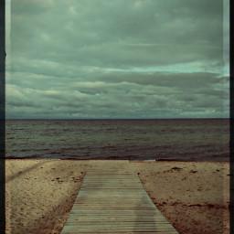 beach seaside sea autumn september2017