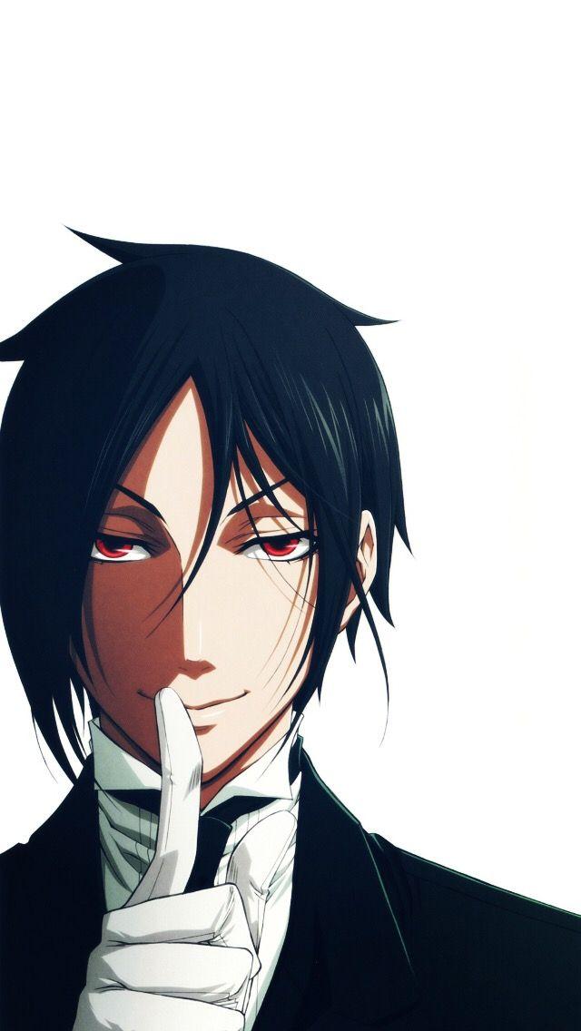 Blackbutler Kuroshitsuji Sebastianmichaelis Sebastian