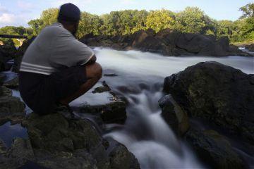 longexposure river september me