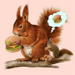 cheeseburgerstickerremix freetoedit