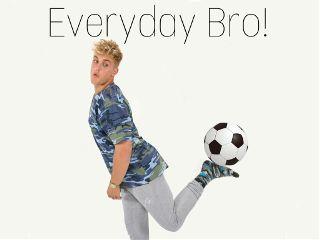 freetoedit jakepaul soccerball itseverydaybro