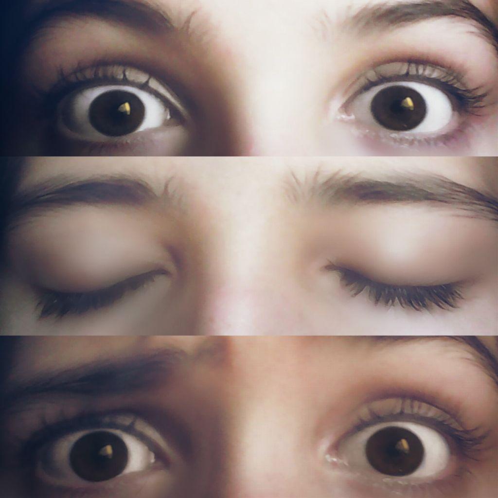 #ojos #café