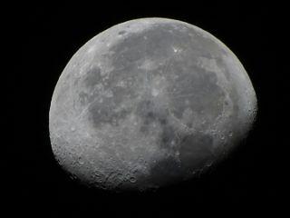 astrophotography moon
