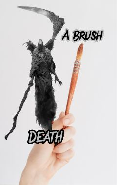 freetoedit catchphrase death brush saywhatyousee