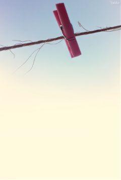 freetoedit clothespin minimal againstthesky eveningsky