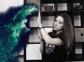 freetoedit nasa stars galaxy edited