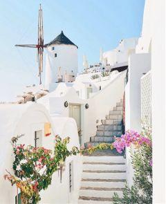 freetoedit santorini greece