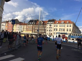 dpcrunning ironman copenhagen triathlon event