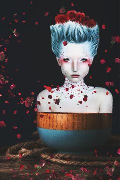 freetoedit myedit photography bowl fairy
