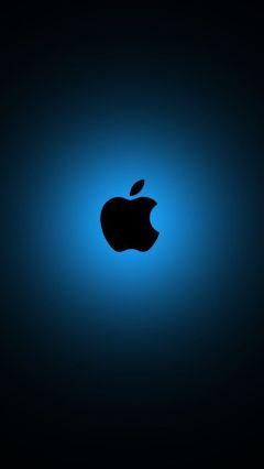 freetoedit wallpaper apple black blue