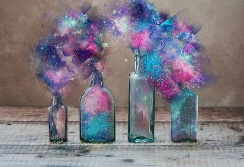freetoedit galaxy bottles