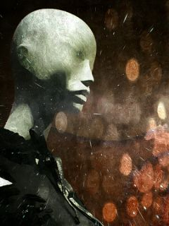 freetoedit brown profile artistic mannequin