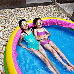 spa colorsplash colorful kidsparty