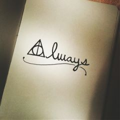 freetoedit always harrypotter quote drawing