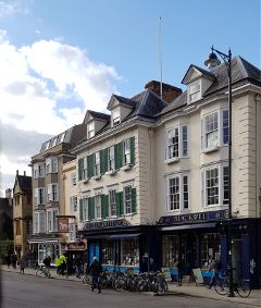 oxford travel bookshop bookstore booklover freetoedit