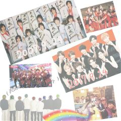 heysayjump 10thaniversary happybirthday thank freetoedit