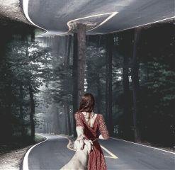 freetoedit editing mirroreffect surrealism love